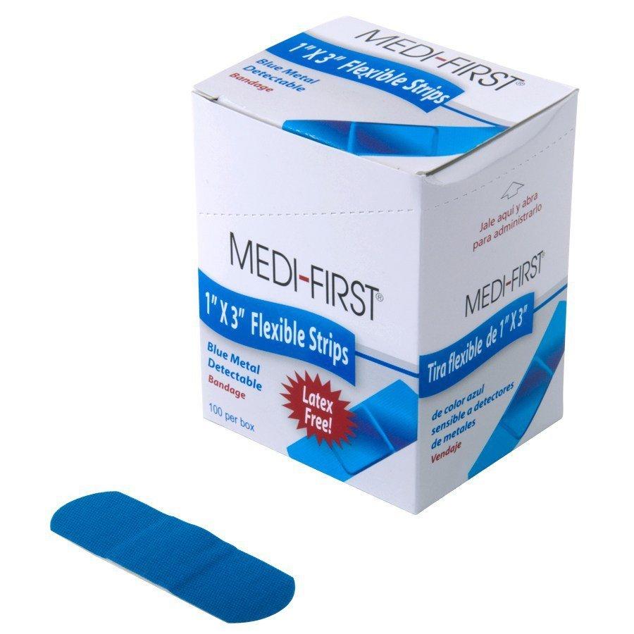Blue Band-aids